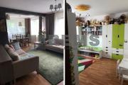 Apartament cu 3 camere si 93 mp, garaj, finisat si mobilat modern, Grigorescu