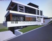 Teren de vanzare cu proiect autorizat pentru casa individuala