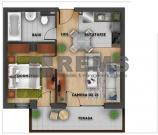 Apartament 2 camere, ctie noua, Europa, alee asfaltata