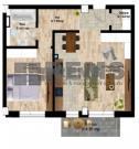 Apartament cu 2 camere in Centru, zona Tribunal, constructie noua