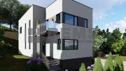 Casa individuala, strada asfaltata, la pret de duplex, finalizare 2020