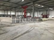 COMISION 0 / Hala noua/ Logistica / Productie / Clasa A / 9000 mp / 4500 mp