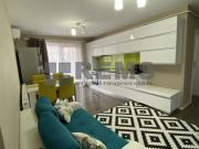 Apartament 3 camere, 59 mp, constructie noua, complet mobilat si utilat