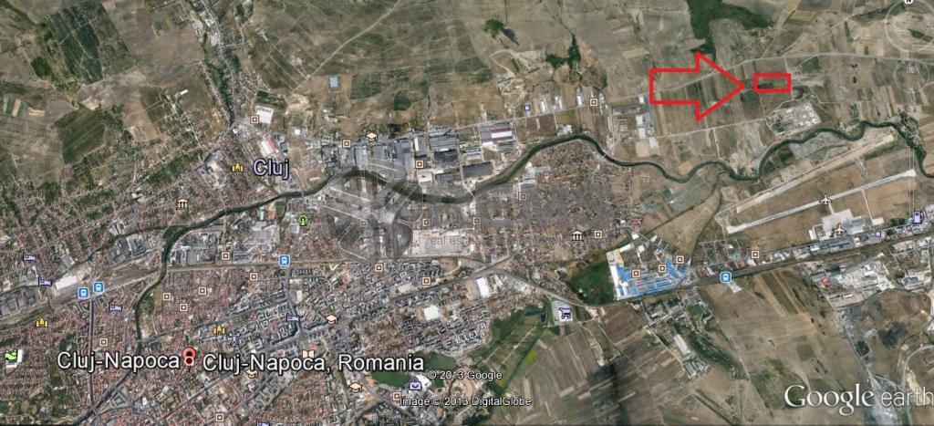 Teren industrial zona  Bd. Muncii
