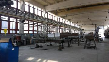 Hala depozitare/ productie cu pod rulant/ Hala singulara