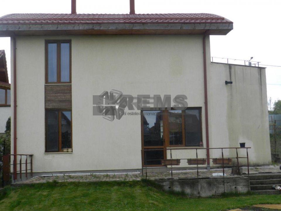 Casa individuala in Buna Ziua-strada privata
