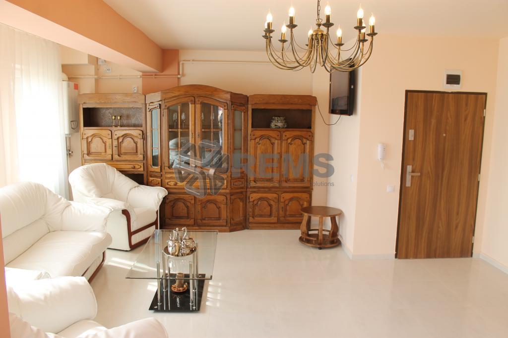 Apartament de lux, doua camere, terasa 75 mp, Iulius Mall