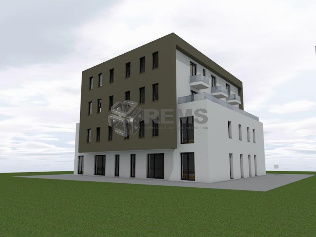 Apartament cu 3 camere in Andrei Muresanu-constructie noua