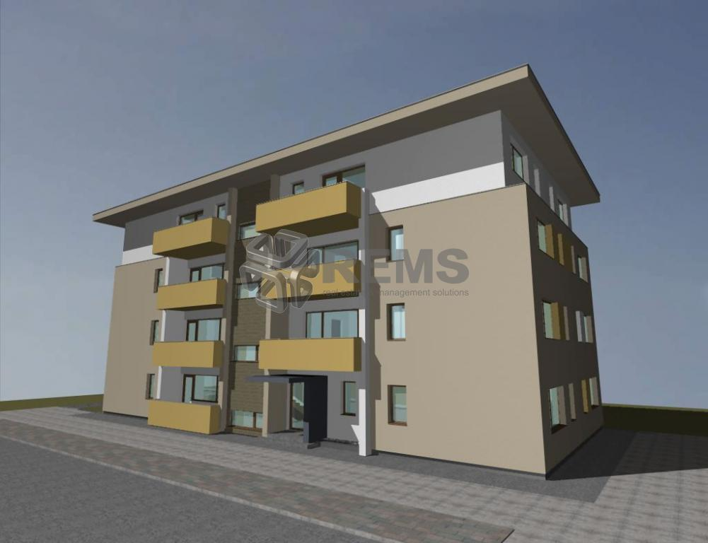 Apartament 3 camere, Buna Ziua, strada asfaltata