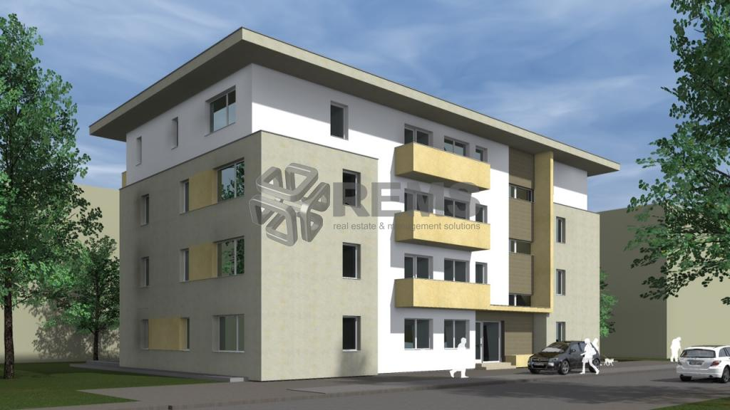 Apartament 3 camere, Buna Ziua, semifinisat