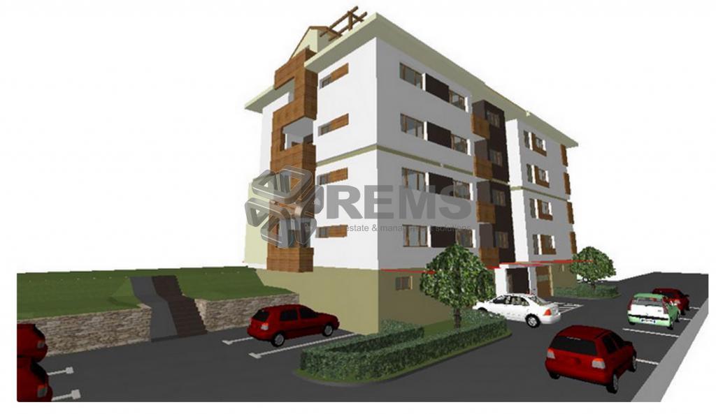 Apartamente cu 2 camere in Borhanci in constructie noua