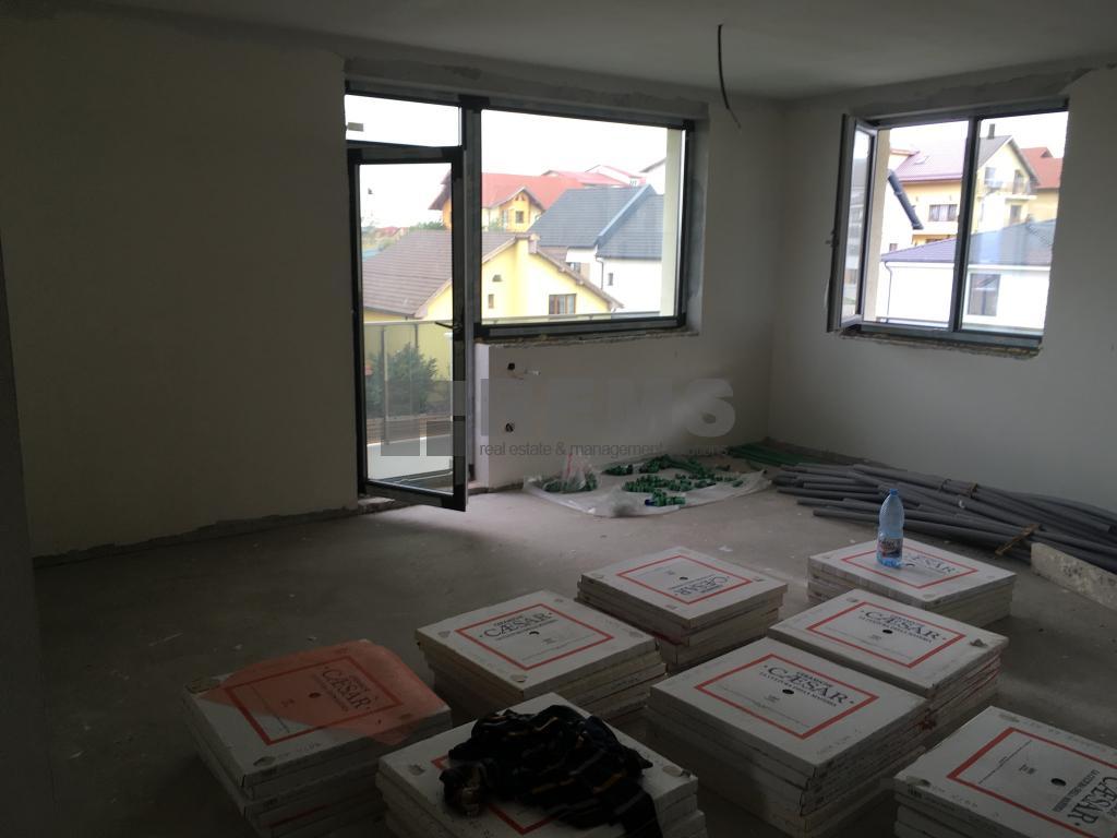 Apartament in vila, 3 camere, cu garaj inclus, Buna Ziua