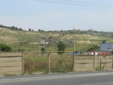 Teren industrial de vanzare in cartierul Iris zona Real
