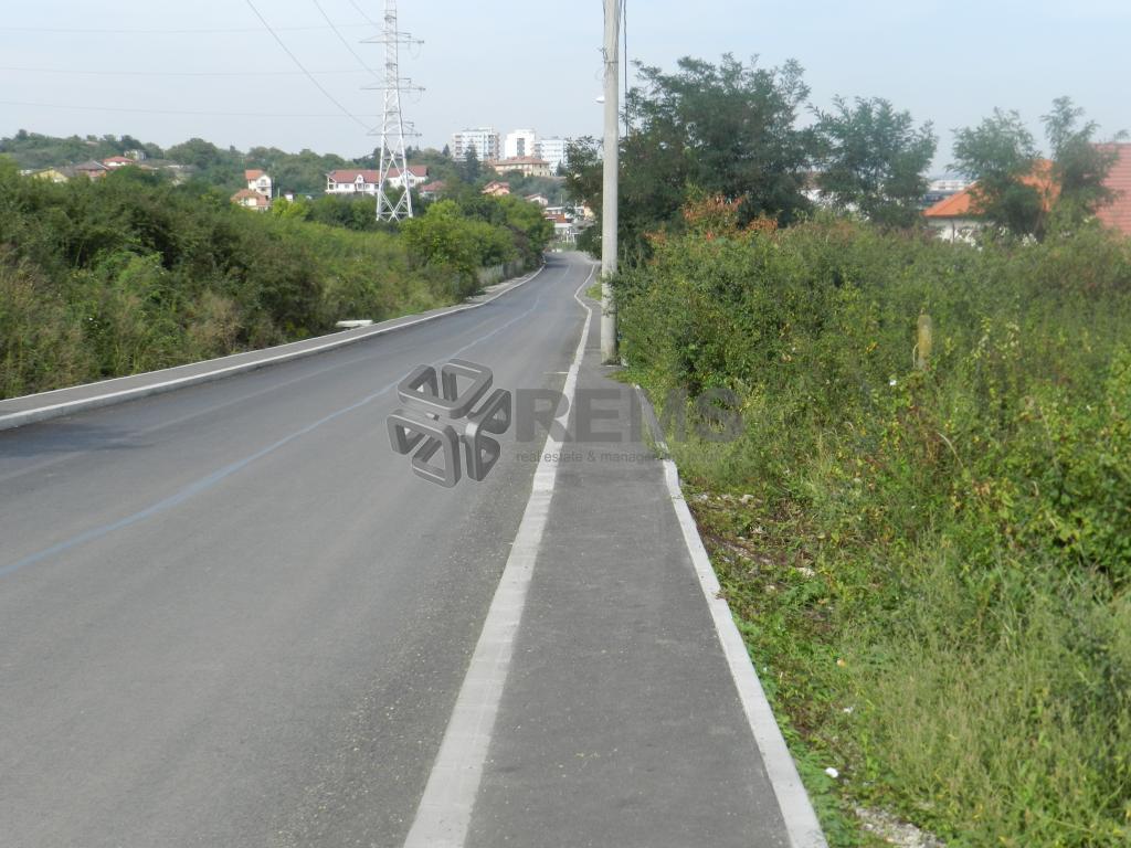 Teren de vanzare in Borhanci zona Romul Ladea