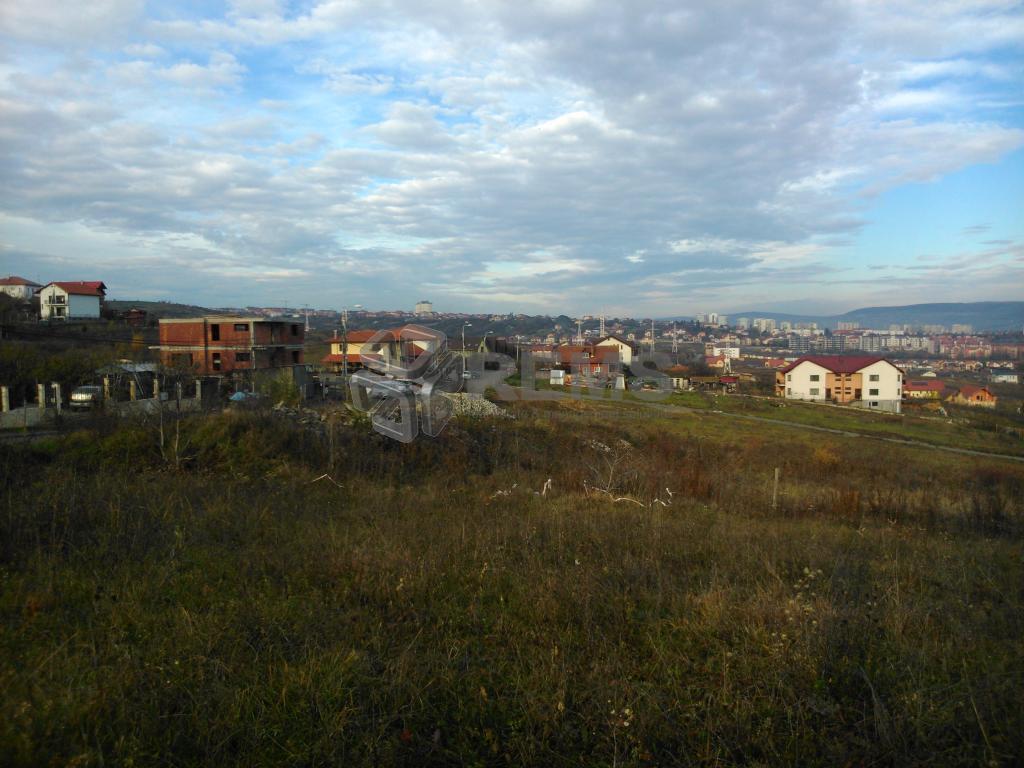 Teren de vanzare in Borhanci zona strazii Romul Ladea