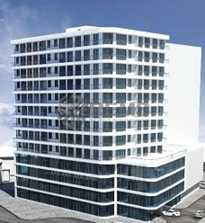 Spatiu comercial in cladire moderna 228mp open space