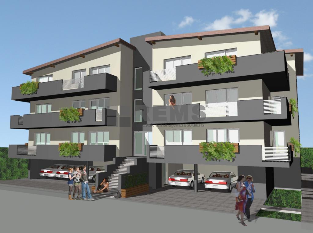 Apartament cu 4 camere in vila in Europa-zona deosebita
