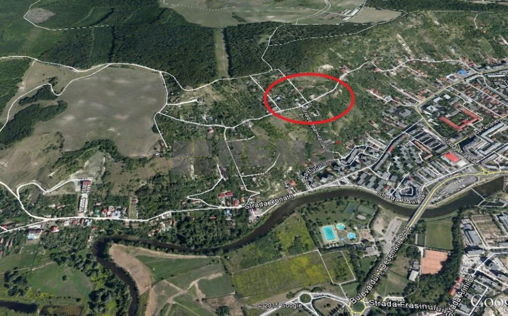 Teren de vanzare in Grigorescu zona strazii Uliului