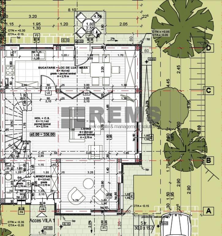 Casa in sistem duplex, 4 camere, zona hotel Stil
