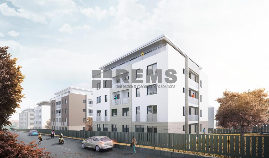 Apartament 4 camere, pe 2 nivele, terasa 57 mp, Buna Ziua