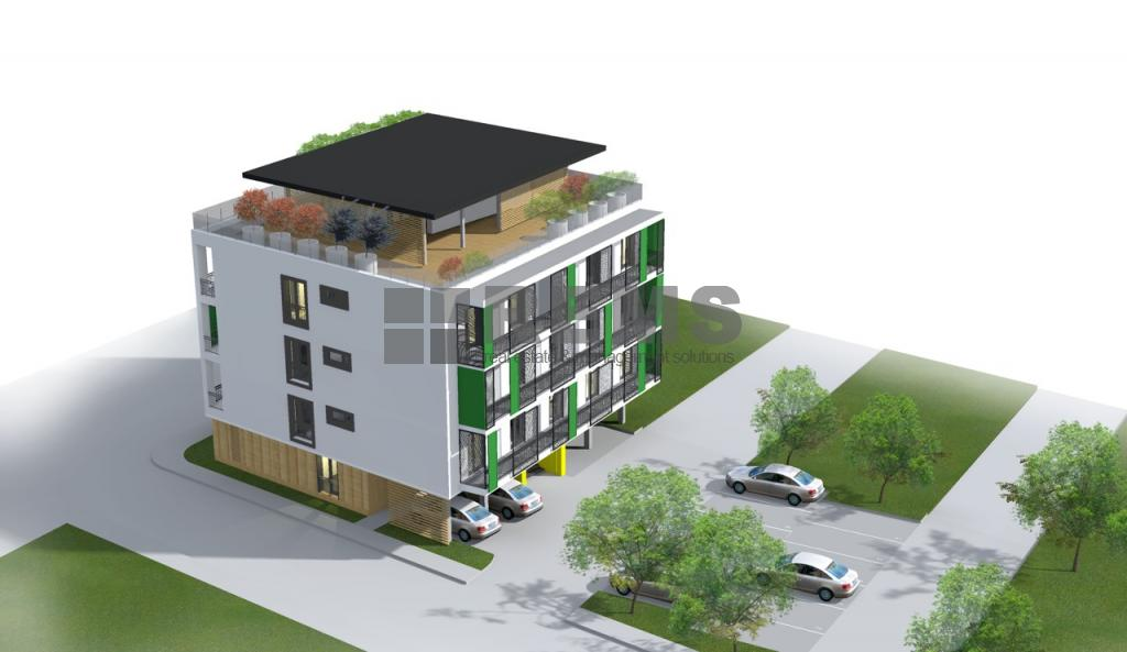Apartamente cu 2 camere in constructie noua in Borhanci