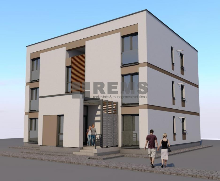 Apartament 2 camere, in vila cu 6 apartamente, Borhanci
