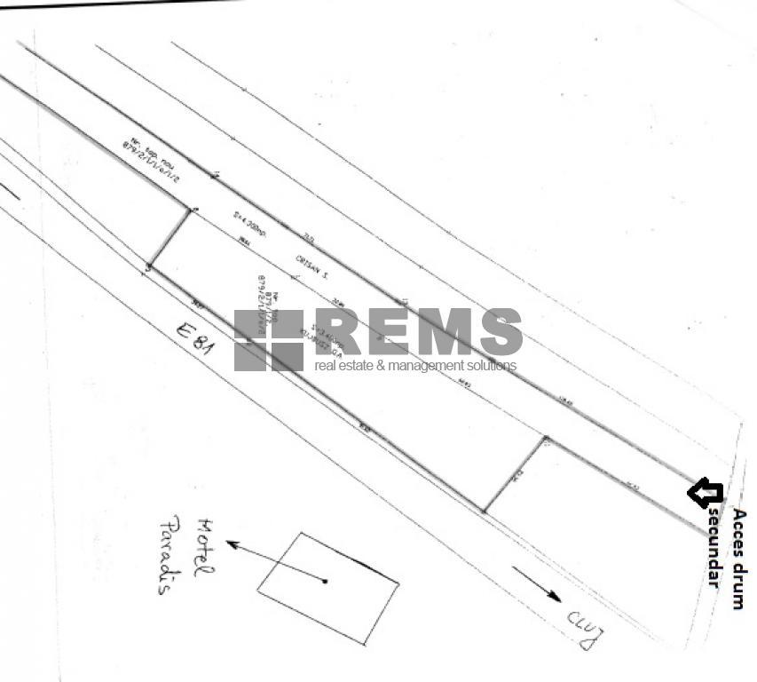 baugrundst ck zum verkaufen cluj napoca rems 6546 rems. Black Bedroom Furniture Sets. Home Design Ideas