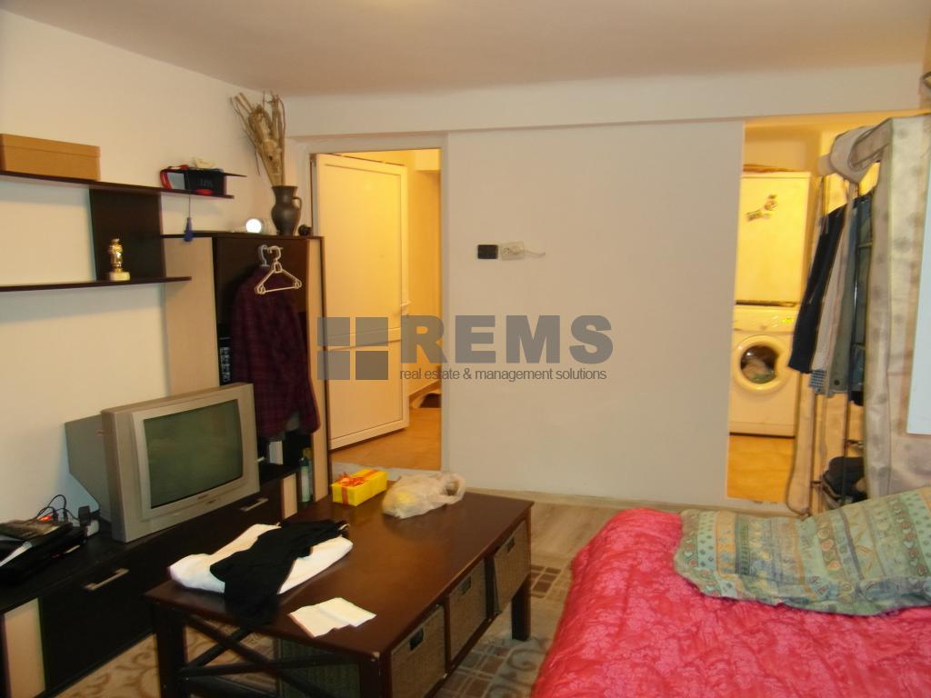 Apartament cu 1 camera in Centru, zona strazii Memorandumului, 22 mp
