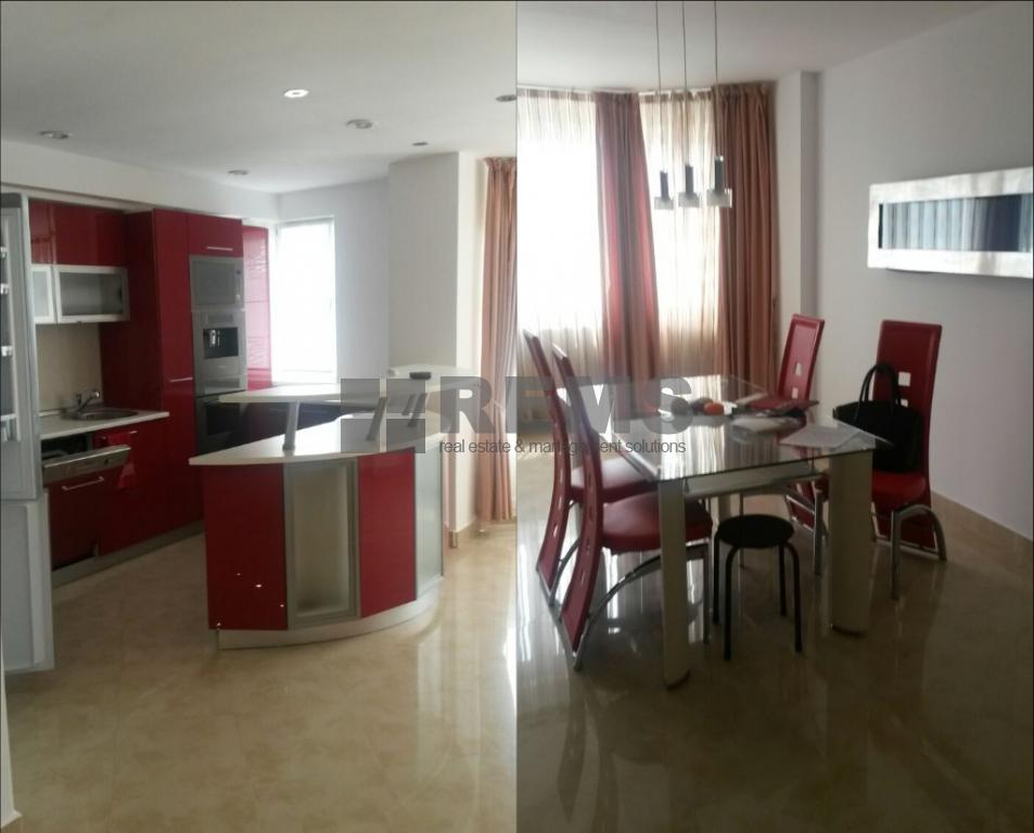 Apartament 4 camere, 130 mp modern, bl nou, loc parcare, zona Calea Turzii