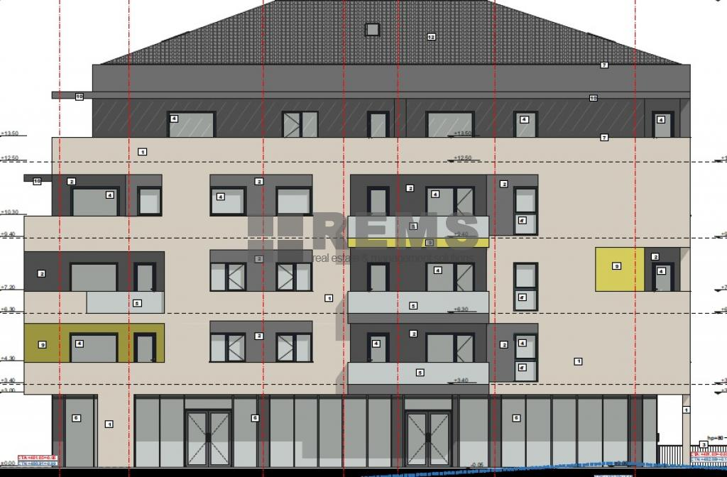 Proiect nou! Apartamente 2, 3, 4 camere Buna Ziua