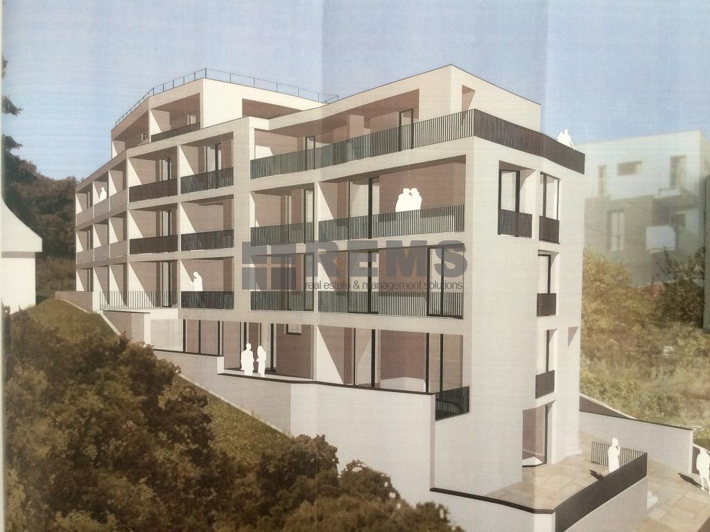 Teren cu proiect autorizat pentru 24 de apartamente