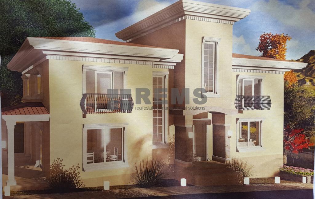 Teren in Andrei Muresanul  cu proiect pentru casa unifamiliala