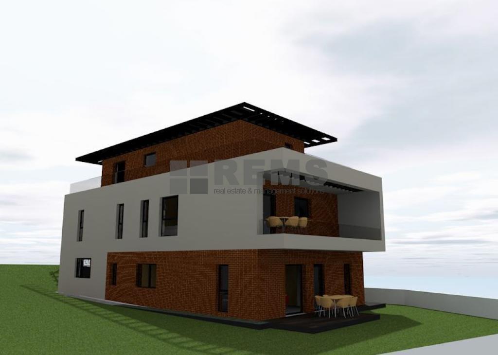 Apartament 4 camere de lux, cu gradina proprie, in vila cu doar 2 apartamente, Gruia
