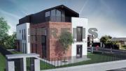 Casa in sistem duplex, 4 camere,  Europa, proiect deosebit, comision 0