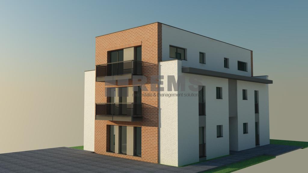 Apartament 3 camere, in vila, Borhanci