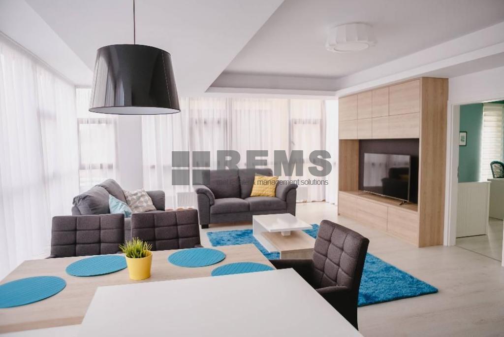 Apartament 3 camere lux, in vila c-tie noua, zona Eugen Ionesco