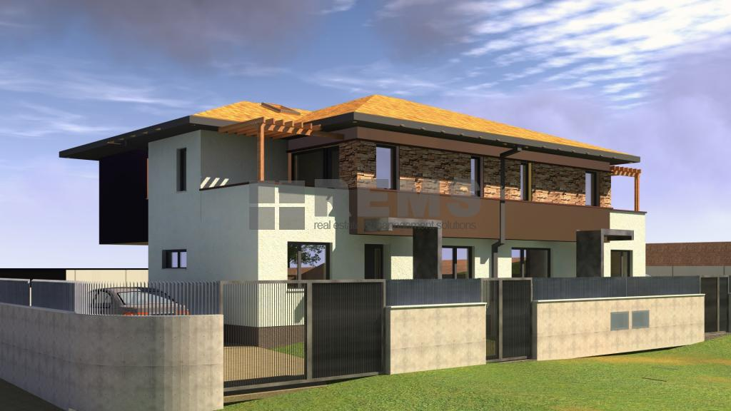Casa de vanzare, 5 camere, proiect deosebit, zona hotel Stil, Faget