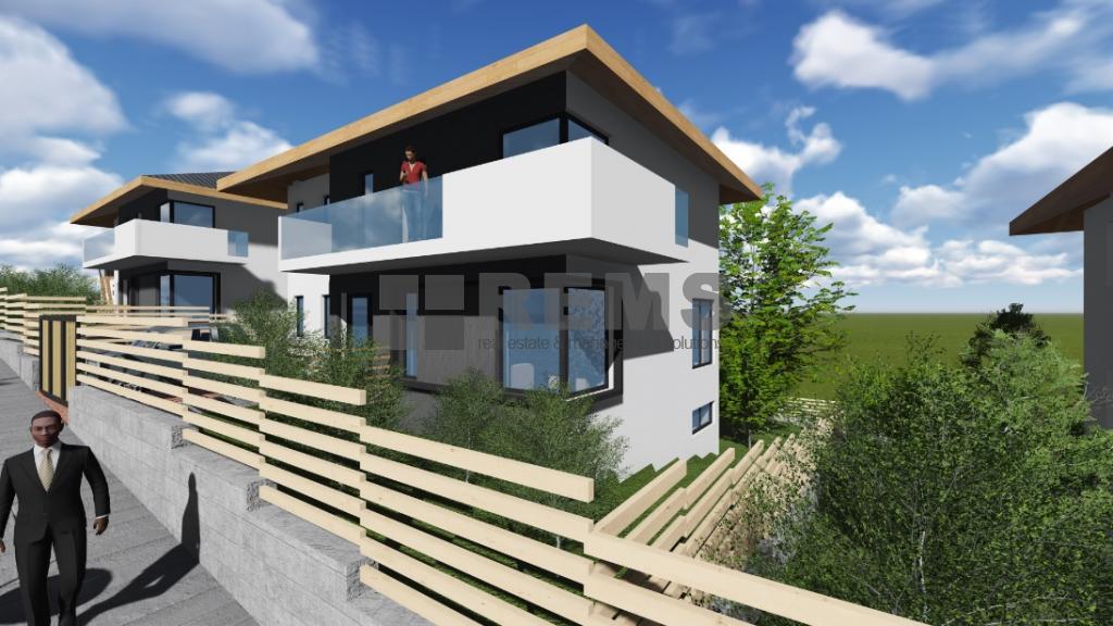 Teren cu proiect autorizat pentru casa individuala