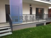 Apartament cu gradina, Prima Inchiriere