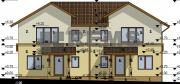 Casa in sistem duplex, in constructie Buna Ziua