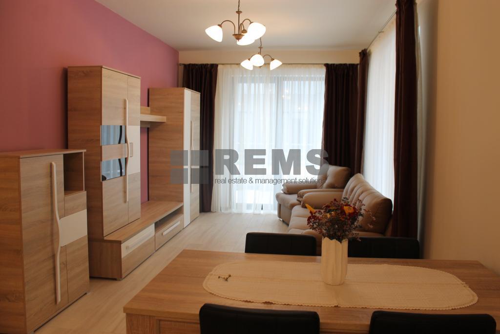 Apartament 2 camere, bl nou, prima inchiriere, Andrei Muresanu