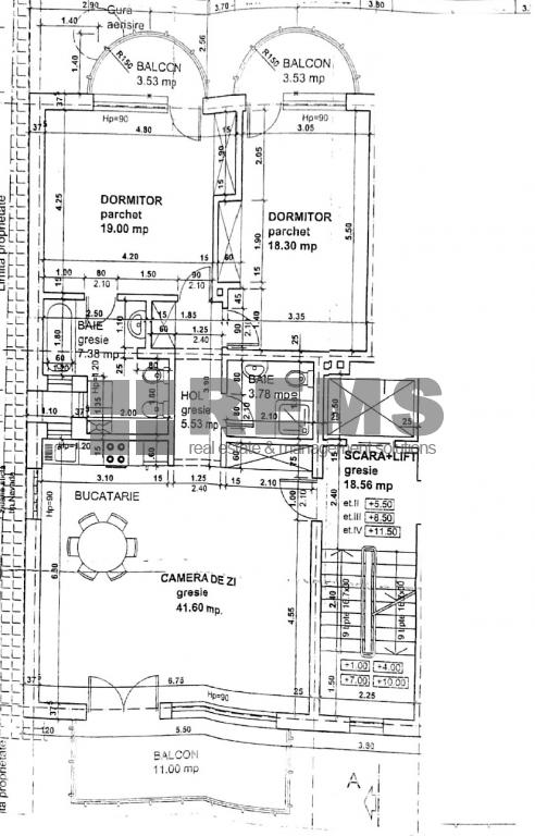 wohnung zum verkaufen cluj napoca rems 7566 rems imobiliare. Black Bedroom Furniture Sets. Home Design Ideas