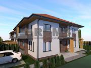 Teren de vanzare cu proiect autorizat pentru constructie duplex