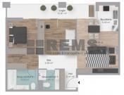 Apartament cu 3 camere in constructie noua in Gheorgheni