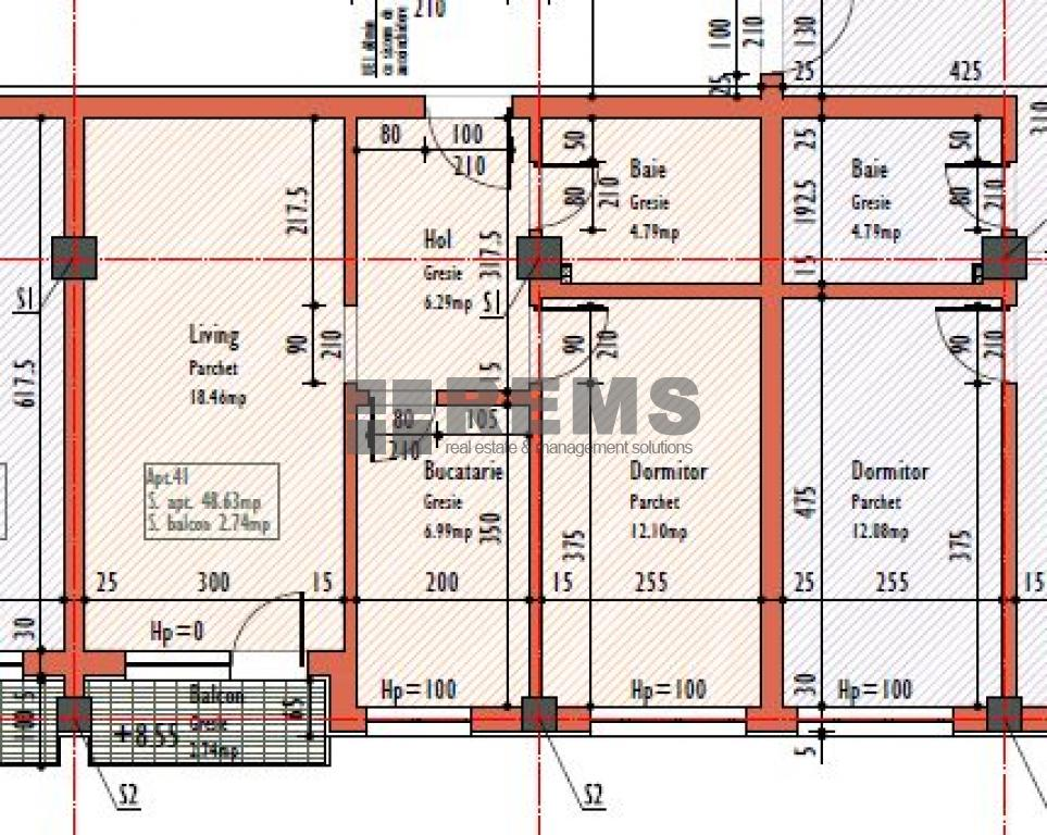 wohnung zum verkaufen cluj napoca rems 8539 rems imobiliare. Black Bedroom Furniture Sets. Home Design Ideas