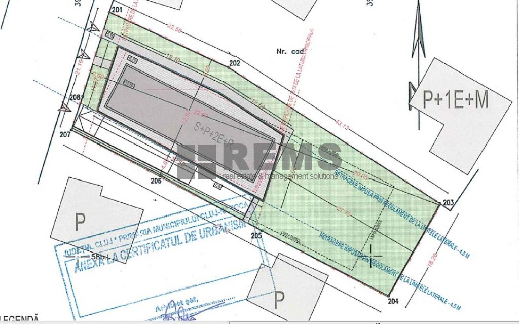 baugrundst ck zum verkaufen cluj napoca rems 9168 rems. Black Bedroom Furniture Sets. Home Design Ideas