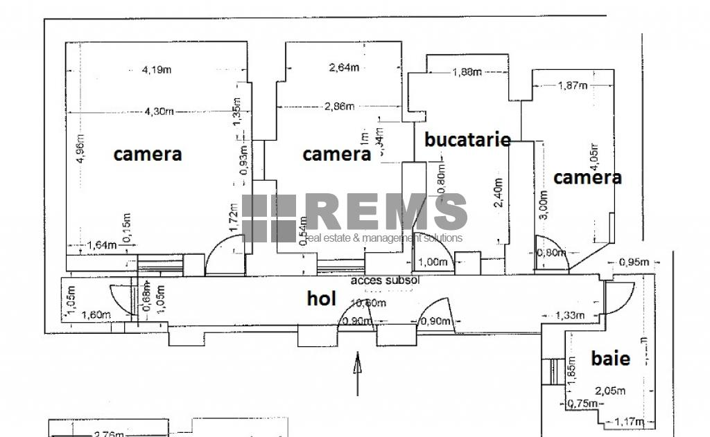 wohnung zum verkaufen cluj napoca rems 9370 rems imobiliare. Black Bedroom Furniture Sets. Home Design Ideas